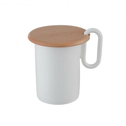 颜色/白色马克杯
