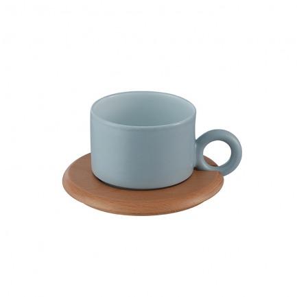 颜色/绿色咖啡杯