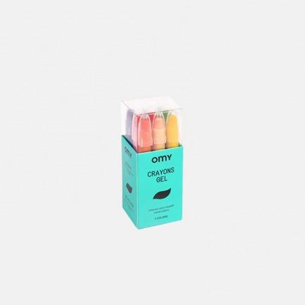 颜色/9色蜡笔胶套装