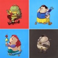 The Chunkies by Alex Solis