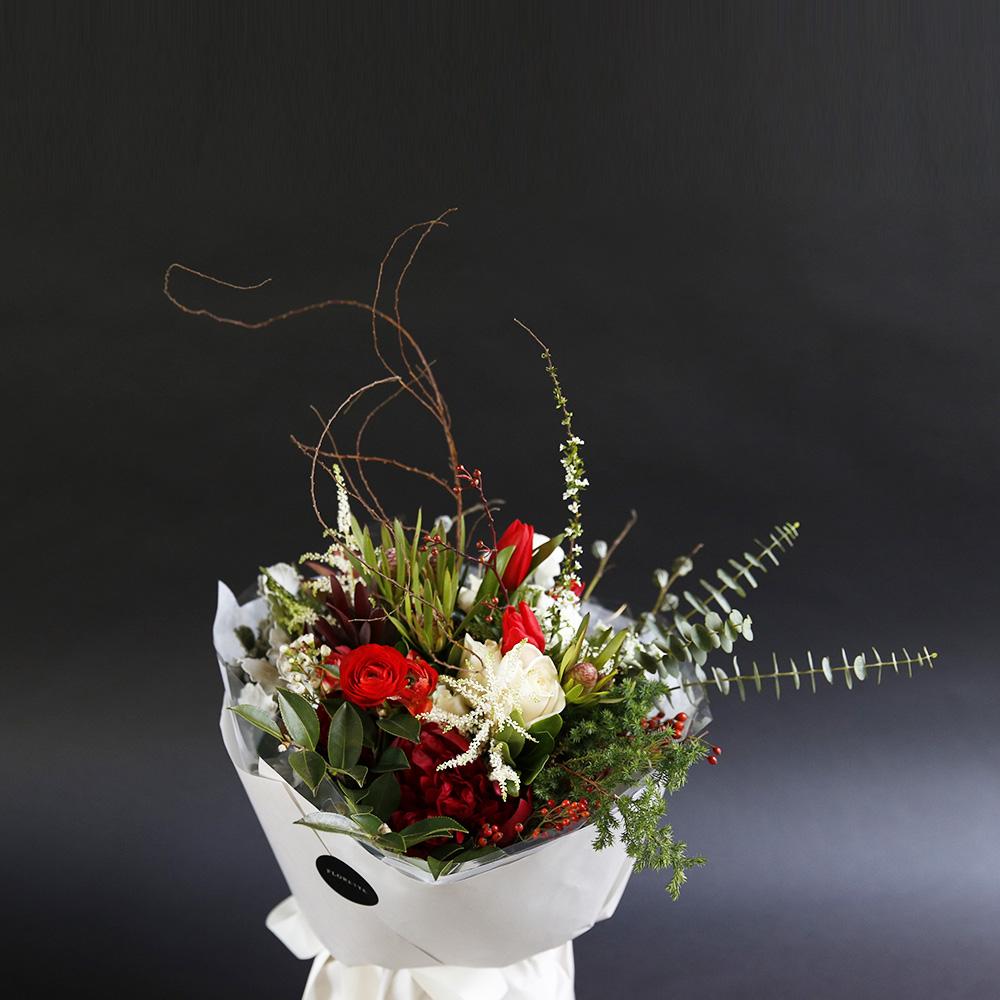 即日起至2015.1.3: FLORETTE几束花<br> 购买你的圣诞花束!