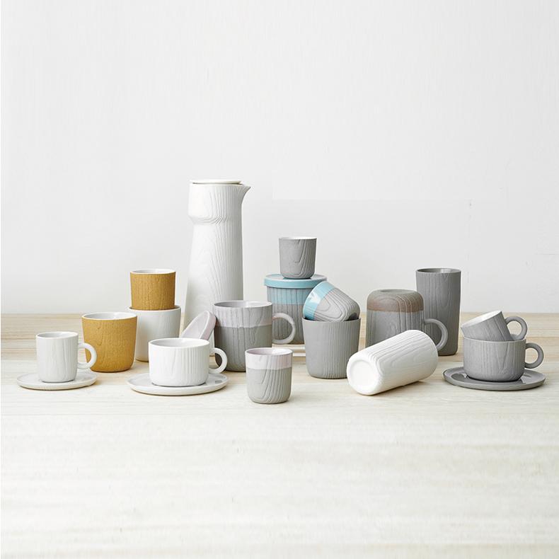 木纹咖啡杯 | 台湾生活美学品牌