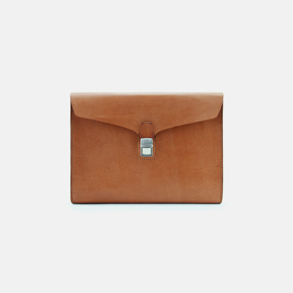 Duplex Handbag 手包 棕色