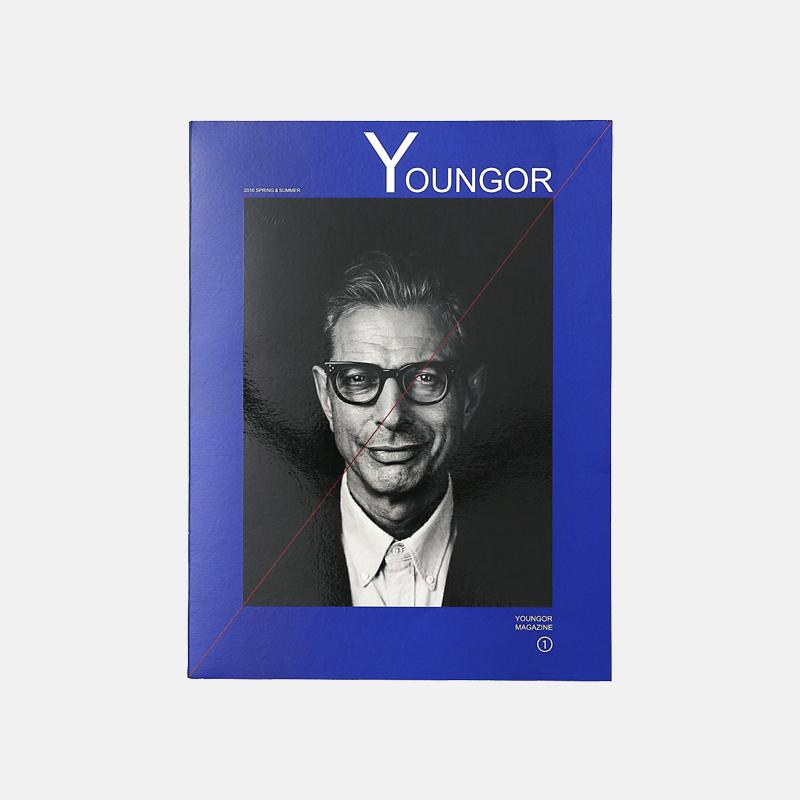艺术生活杂志《Youngor》创刊号