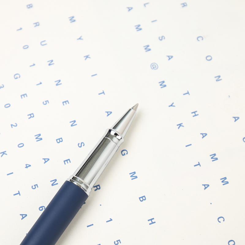 城市系列 单只签字笔礼盒   适合送给经常旅行的朋友
