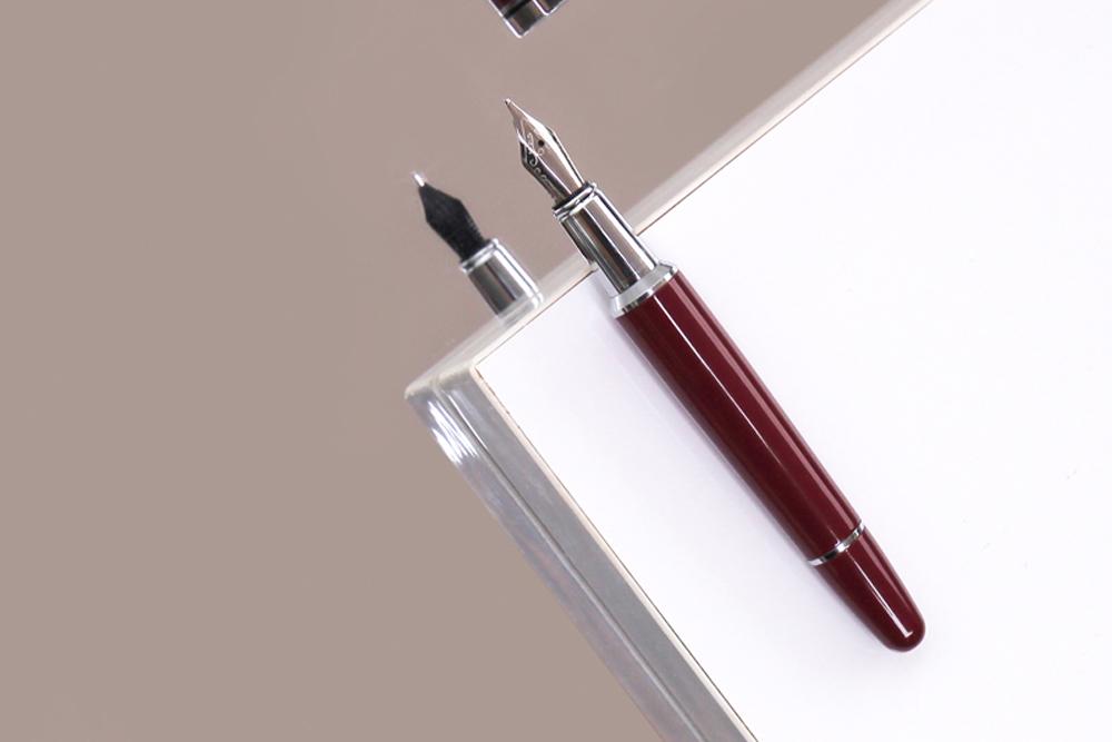 安迪系列 钢笔墨水礼盒装【绛棕】 | 对使用笔和文字有细腻追求