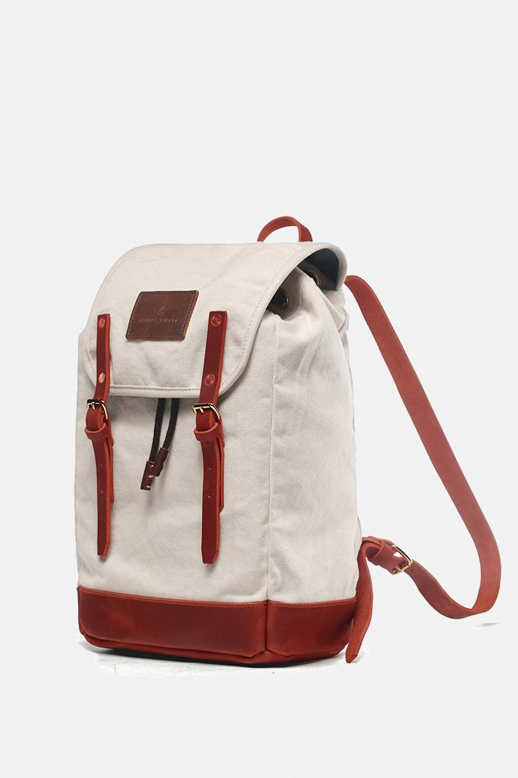 复古军事背包(三色) | 一只可以用一辈子的背包【两色可选】