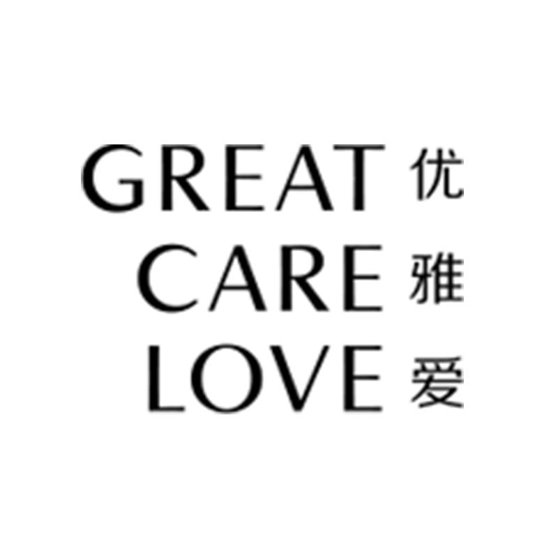 GREAT CARE LOVE 优雅爱