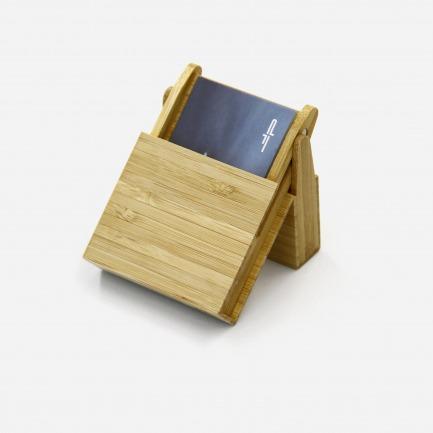 赞竹双层名片盒   中国风艺术设计