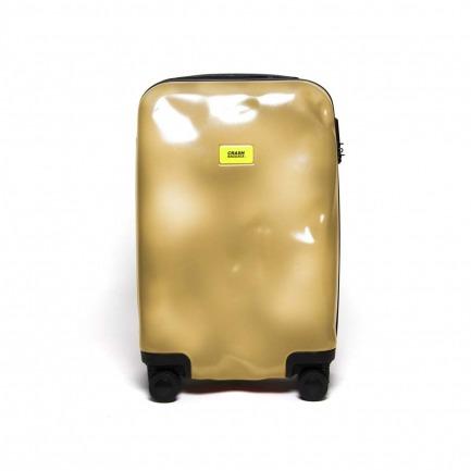 crash baggage bright gold mine small