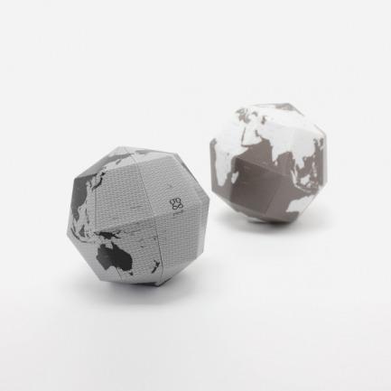 3D折纸地球仪 | 荣获2012红点设计大奖