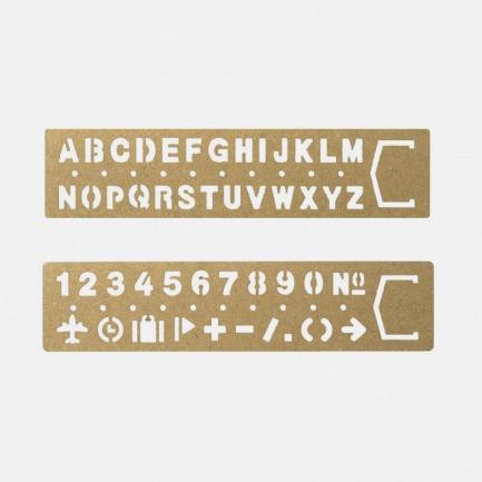 BRASS复古黄铜尺子 | 日本顶级生活文具品牌
