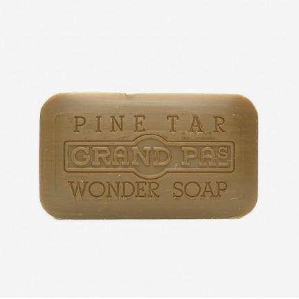 美国Grandpa's爷爷的菜园松焦油皂