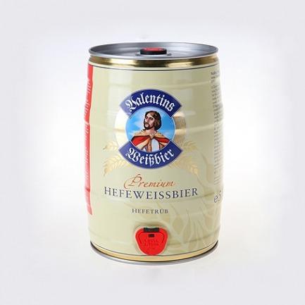 爱士堡酒厂瓦伦汀小麦白啤酒