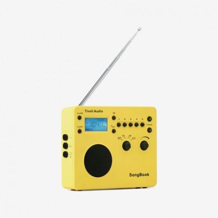 Tivoli Audio SongBook AM/FM 随身收音机