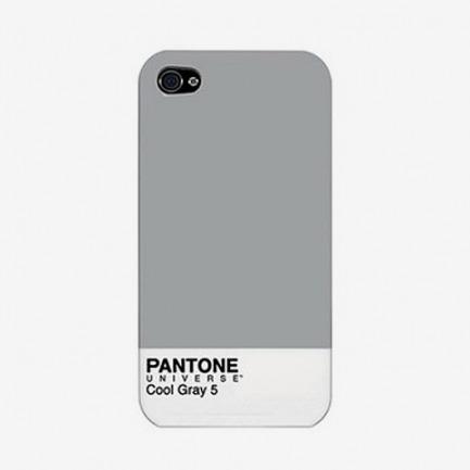 CASESCENARIO手机壳IPhone 4S / 4 Phanton Gray
