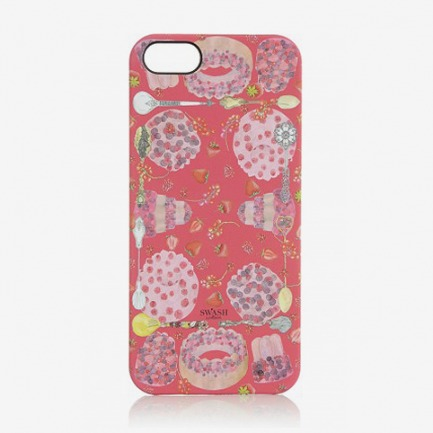 Swash | Let Them Eat Jelly printed iPhone 5 case | NET-A-PORTER.COM