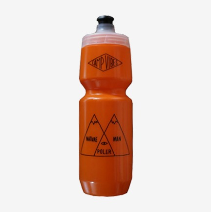 BIKE WATER BOTTLE - ORANGE