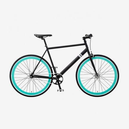 The Foamside自行车
