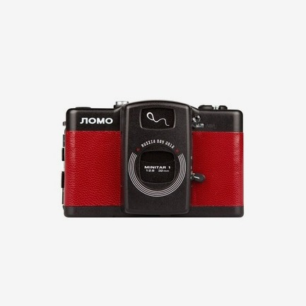 lomo LCA+相机 - Russian Days 135胶卷相机