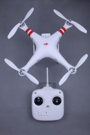 航拍解决方案-DJI Phantom四轴飞行器+Zenmuse H3-2D云台+Gopro 3 hero运动相机