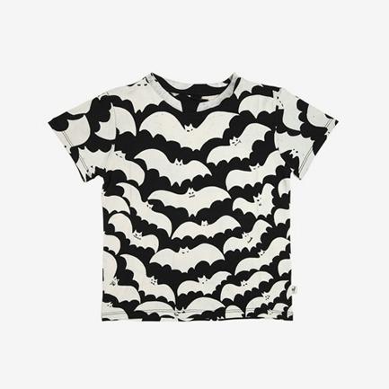 STELLA MCCARTNEY KIDS 印图有机棉平纹T恤