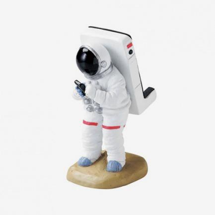 宇航员iphone支架