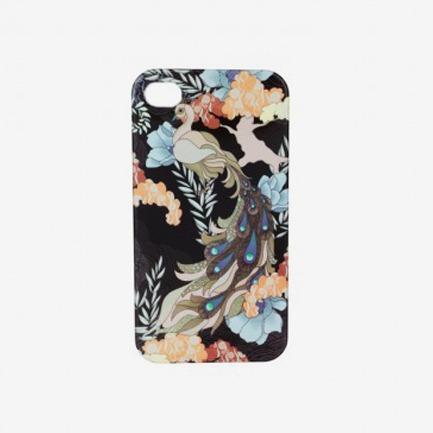 Beta Dowa Print iPhone 4 & 4S Hard Case