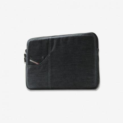 Diesel NEOSOLE DENIM 13英寸原色牛仔笔记本包