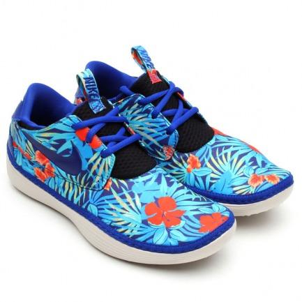 Nike Solarsoft Moccasin SP Floral