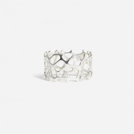 3D打印的戒指Nest | 私人订制款 需备注戒围