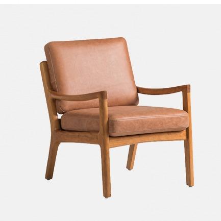 单人北欧椅