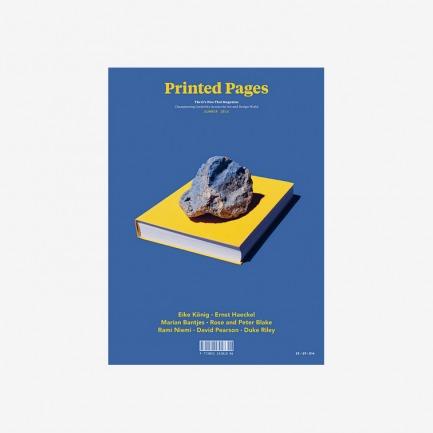 Printed Page Magazine
