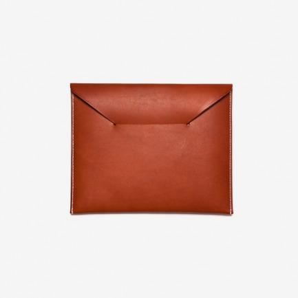 Bridle leather iPad 保护套