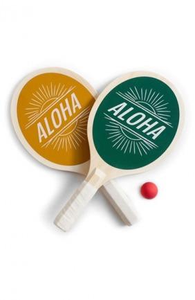 Izola 'Surf' Paddle Ball Set