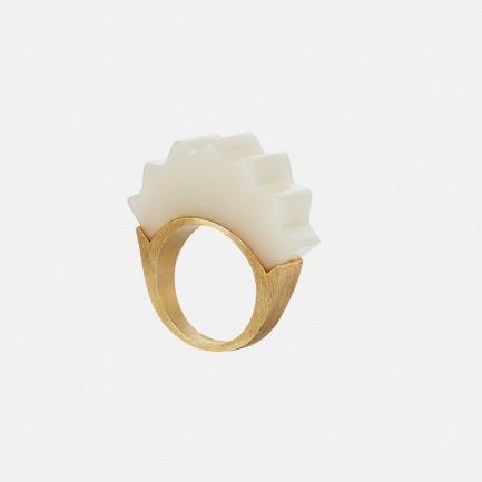 925银罗甸玉戒指(WYF-3) | 原创独立首饰设计品牌