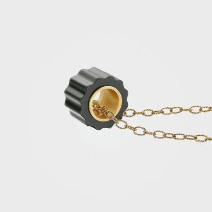 925银青玉吊坠(WYF-16)【不含链子】