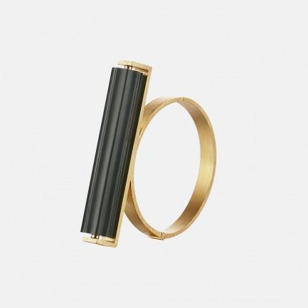 925银青玉手镯(WYF-17) | 原创独立首饰设计品牌