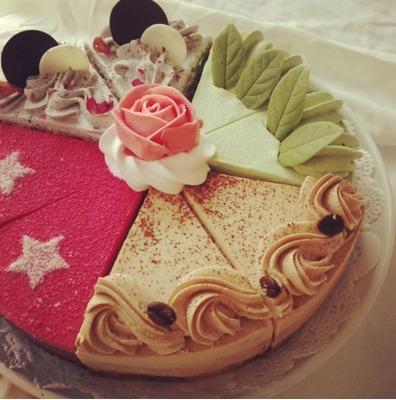 四季 芝士乳酪蛋糕