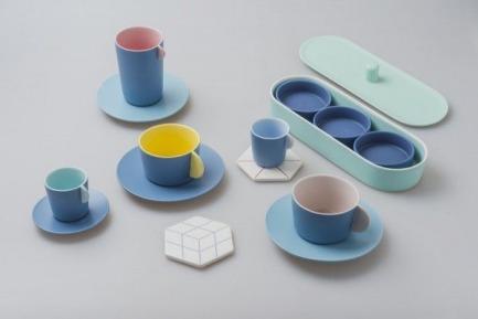 SANIYO tableware