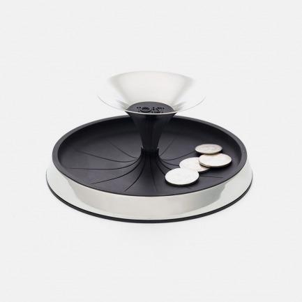 置物盘(黑/湖绿) | 台湾简约家居设计品牌