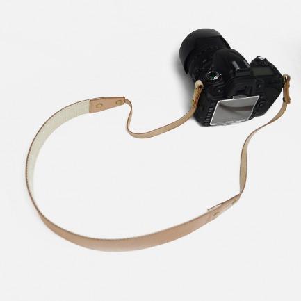手作相机背带 | 意大利植鞣皮 手工打磨