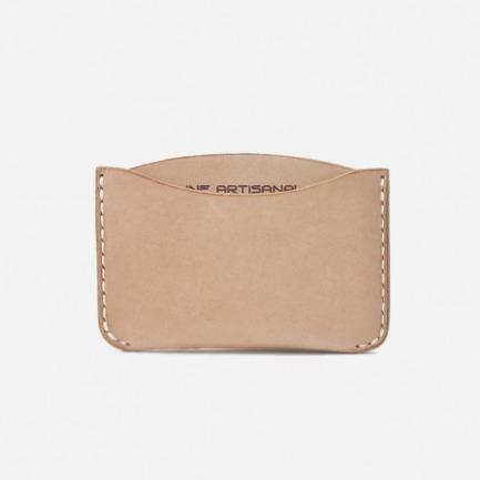 简约卡包 原色植鞣皮打造   复古款式 多隔层设计