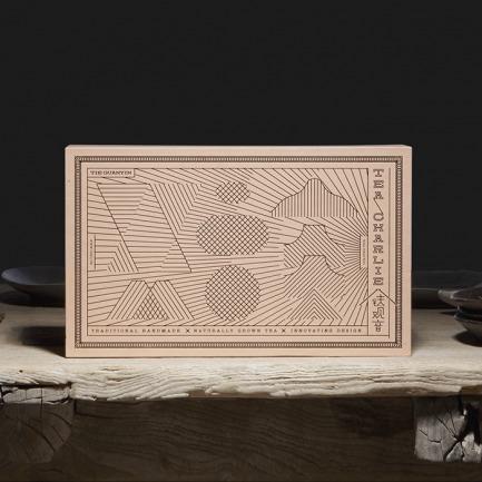 颜查理[TEA CHARLIE]手工烘焙炭香铁观音礼盒装