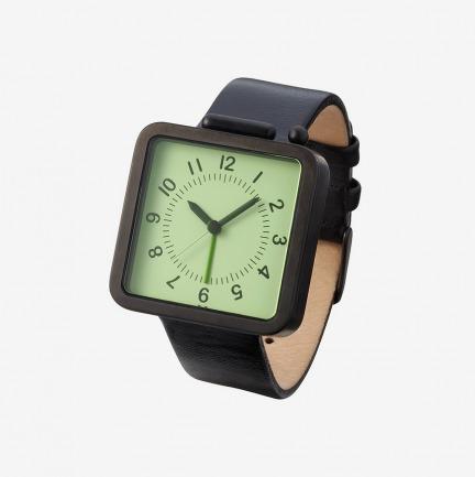 UNTROD Analarm Watch Green