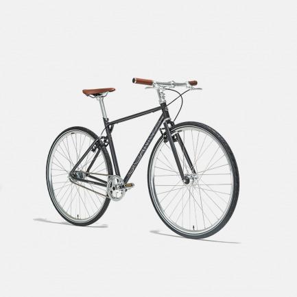 能自动变速的自行车 暮色灰 | 黑科技骑行 内置蓝牙传感器