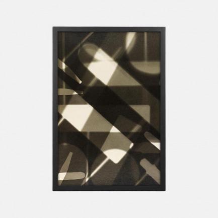 经典摄影作 抽象构图之一 | Curtis Moffat 摄于英国