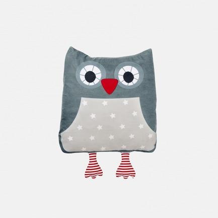 萌翻宝宝的猫头鹰有机抱枕  | 丹麦儿童设计 多色可选