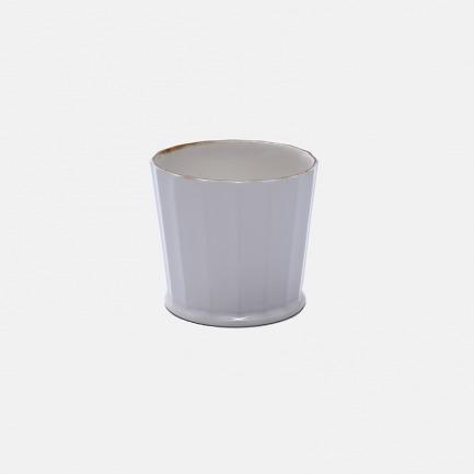 简约设计 多棱白瓷杯子 | 呈现别致的乳白色与质感