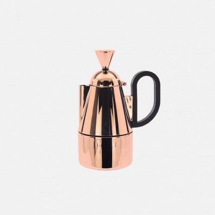 镀红铜咖啡壶 | 功能与艺术的结晶 高光泽铜打造
